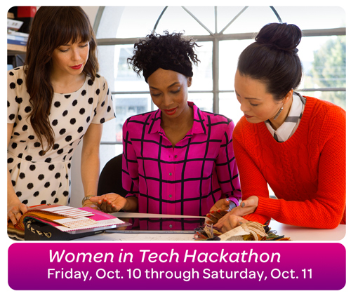 Women in Tech Hackathon image