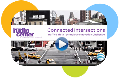 AT&T New York Connected Intersections video